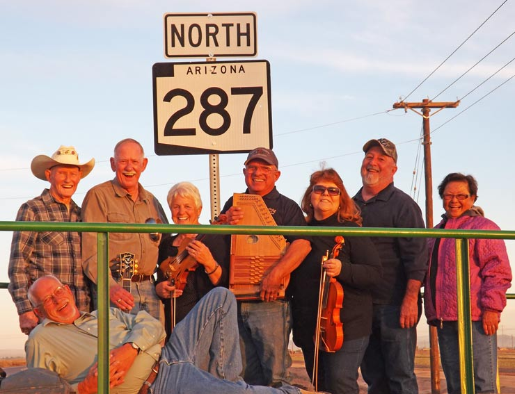 Highway 287 band
