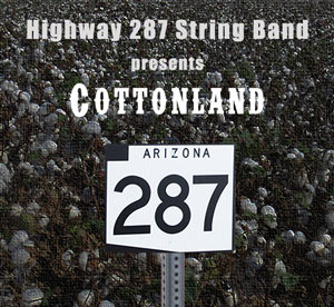 Cottonland CD Cover